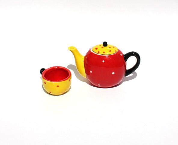 little tea ot wolf (Small)